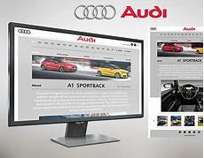 A1 Web Designer Check Out New Work On My Behance Portfolio Quot Audi A1 S1
