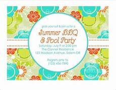 Pool Party Invitations Wording Bbq And Pool Party Invitation Wording Fire Pit Design Ideas