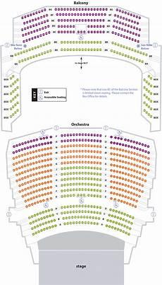 The Harv Seating Chart Seating Chart Santa Clarita Performing Arts Center At