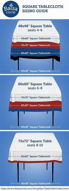 Table Linen Length Chart 16 Best Images About Linen Sizing Guides On Pinterest