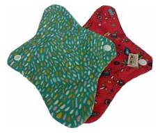 we stock orethic reusable sanitary pads living naturally
