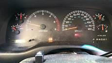 Brake Light And Abs Light On Dodge Ram 1998 Dodge Durango Abs And Brake Light Repair Youtube