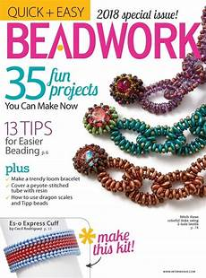 beadwork easy easy beadwork 2018 digital edition