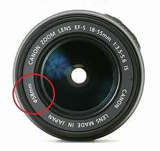 which filter size should i buy to fit a 50mm lens quora