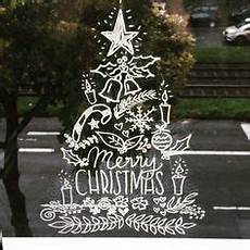 Malvorlagen Winter Xl Decoration Sticker Shop Window Sign