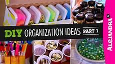 diy organization ideas part 1