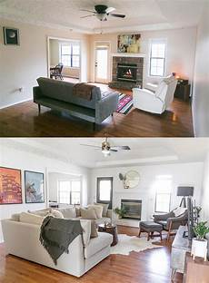 living dining room transformation after a beautiful mess