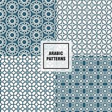 Arabische Muster Malvorlagen Xing Arabic Patterns Vector Free