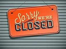 Closed For Business Sign Why Adwords Aren T Working For You Your Website Is Closed