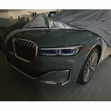 2019 bmw reveal potential leak of the 2019 bmw 7 series facelift