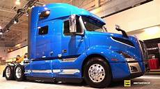 volvo 2019 truck 2019 volvo vnl 64t 760 seeper truck exterior and