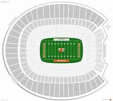 Broncos Tickets Seating Chart Denver Broncos Seating Guide Broncos Stadium