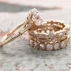 17 best images about wedding ring stack on pinterest
