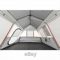 Camping Canopy Led Lights 6 10 Person Tent Led Light Up Screened Canopy Heavy Duty