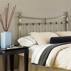 fashion bed leighton king size metal headboard with