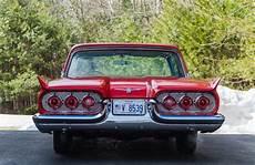 1960 Thunderbird Lights 1960 Ford Thunderbird Classiccars Com Journal