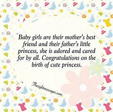 Congratulations Sayings For New Baby New Born Baby Girl Wishes The Right Messages