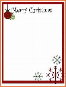 Word Stationery Templates Free 7 Christmas Letterhead Templates Word Company Letterhead
