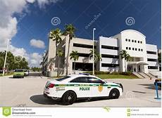 Florida Vehicle Lighting Laws Police Car In Florida Editorial Stock Photo Image Of