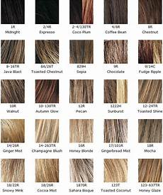 Revlon Hair Color Chart Make Me Heal Shop