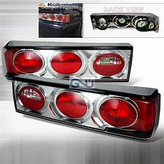 Ford Mustang Euro Lights Ford Mustang 1987 1993 Chrome Euro Lights By Spec D