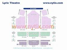 Lyric Theater Nyc Seating Chart Harry Potter Harry Potter And The Cursed Child Discount Broadway