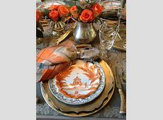 Tablescaping for Fall: Spode Delemere Rural with Juliska