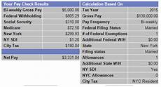 Take Home Pay Calculator Illinois If You Make 130 000 Year In Nyc What Is Your Take Home