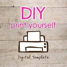 Free Template Business Cards To Print Business Card Template Printable Business Cards Display Etsy