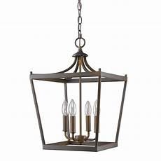 Acclaim Lighting Kennedy Acclaim Lighting Kennedy 4 Light Indoor Oil Rubbed Bronze