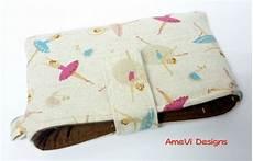 Amevi Designs Ballerina Horizontal Velcro Handphone Case Iphone S2 S3