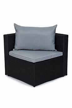 evre outdoor rattan garden furniture set malaga