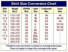 Shirt Conversion Chart Pinterest The World S Catalog Of Ideas