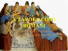 banchetti romani ppt a tavola con i romani powerpoint presentation id