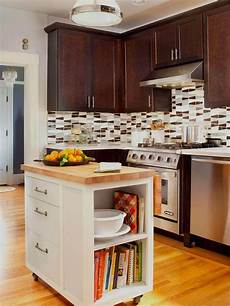 how to make a small kitchen island 20 big ideas for small kitchens brit co