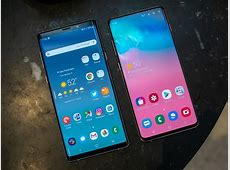Galaxy S10  (Plus) vs. Note 9: Which should you buy