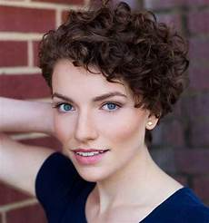 kurzhaarfrisuren krauses haar curly hairstyles you absolutely