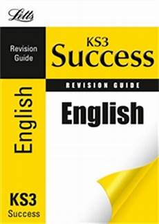 9781844195428 Letts Ks3 Success Revision Guide English By