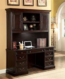 credenza hutch coolidge cherry credenza desk with hutch from furniture of