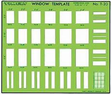 Standard Replacement Window Size Chart Standard Window Sizes Standard Window Sizes Interior