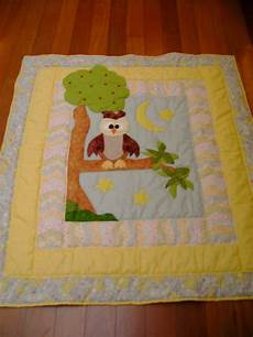 patchwork bebe quilt patch colcha bebe buho
