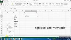 How To Edit A Drop Down List In Word Easy Excel Drop Down List Multiple Selection Reselecting