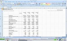 Financial Statements Excel Famous Financial Modeling Wiki Company Research