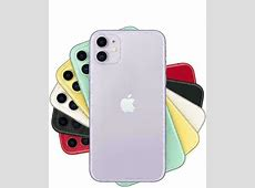 Apple iPhone 11 64GB/128GB UNLOCKED Available in All