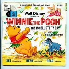 Winnie Pooh Malvorlagen Mp3 Winnie The Pooh Record Set Disney Records Story