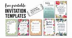 Party Invite Maker Free Party Invitation Templates Free Printables Paper Trail