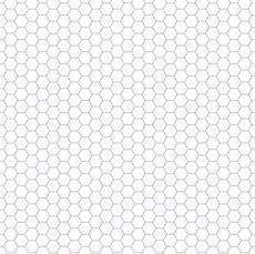 Printable Hex Grid 5 Free Printable Hexagonal Graph Paper Template In Pdf