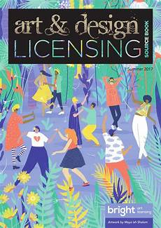 Art Design Book Art Amp Design Licensing Source Book 2017 By Max Publishing