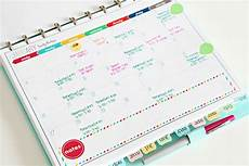 How To Make Your Own Planner Pages In Word How To Make A Diy Personal Planner