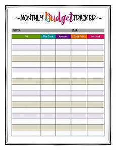 Weekly Bill Planner How To Organize Bills Super Bright Budget Tracker Makes
